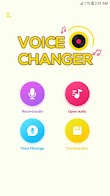 Super Voice Changer Voice Recorder App For Android Mobile Download