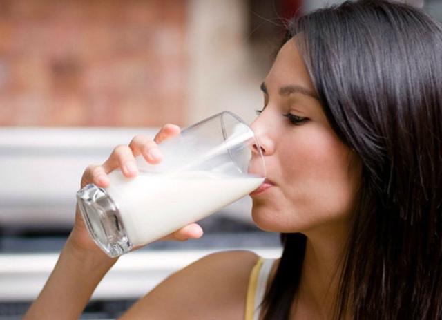 Cáncer vinculado al consumo de leche