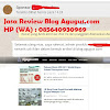 Jasa Review Blog Agugus.com