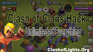 clash of clans hack unlimited