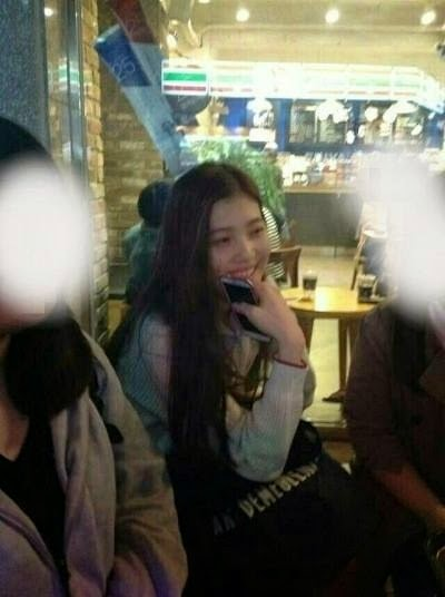 netizens dig up more of red velvets predebut photos