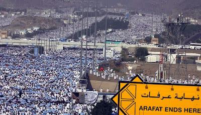22 Tips Menyongsong Hari Arafah (Hanya sekali dalam setahun)