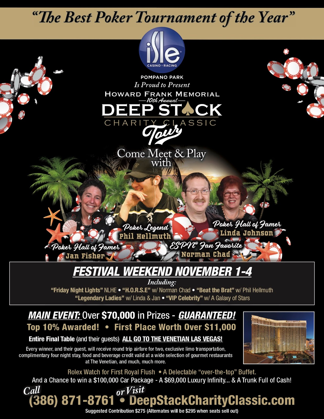 Isle Casino Poker Promotions