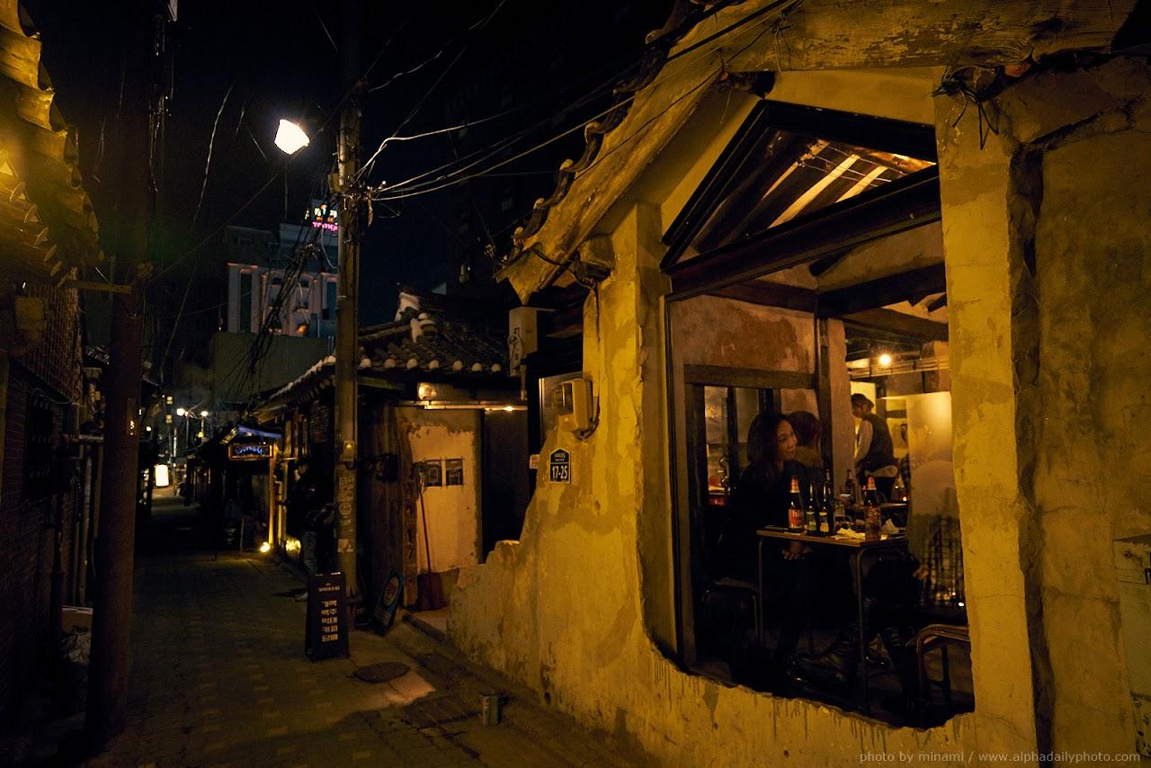 Ikson-dong, Seoul, Korea