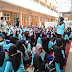 "Ditlantas Polda Kalsel Adakan ""Police Go To School"" di SMK Maestro Islamic School"