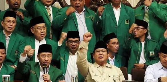 PPP Muktamar Jakarta Haramkan Mahar Politk, Wajib Menangkan Prabowo-Sandi