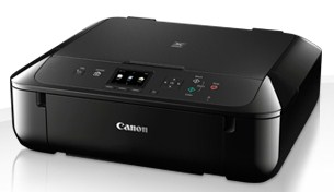 The multifunction printer is equipped amongst re-create Canon PIXMA MG5740 Printer Driver Download