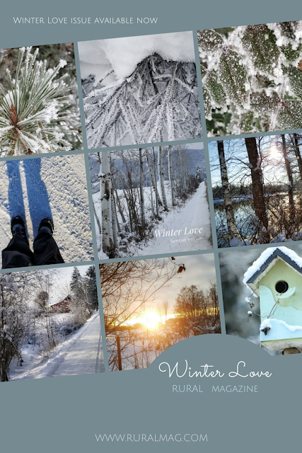 Winter collage www.ruralmag.com