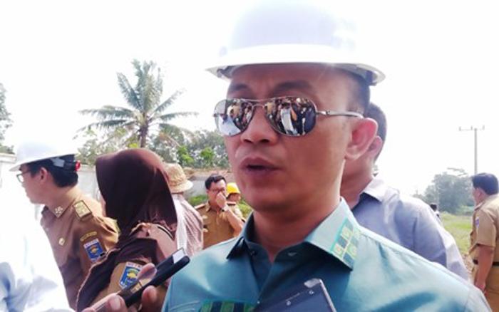 Dianggap  Bermanfaat, DPRD Metro Dukung Pembangunan Jalan Walet Banjarsari