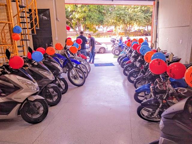 Produção de motocicletas neste ano deve aumentar 6,1%