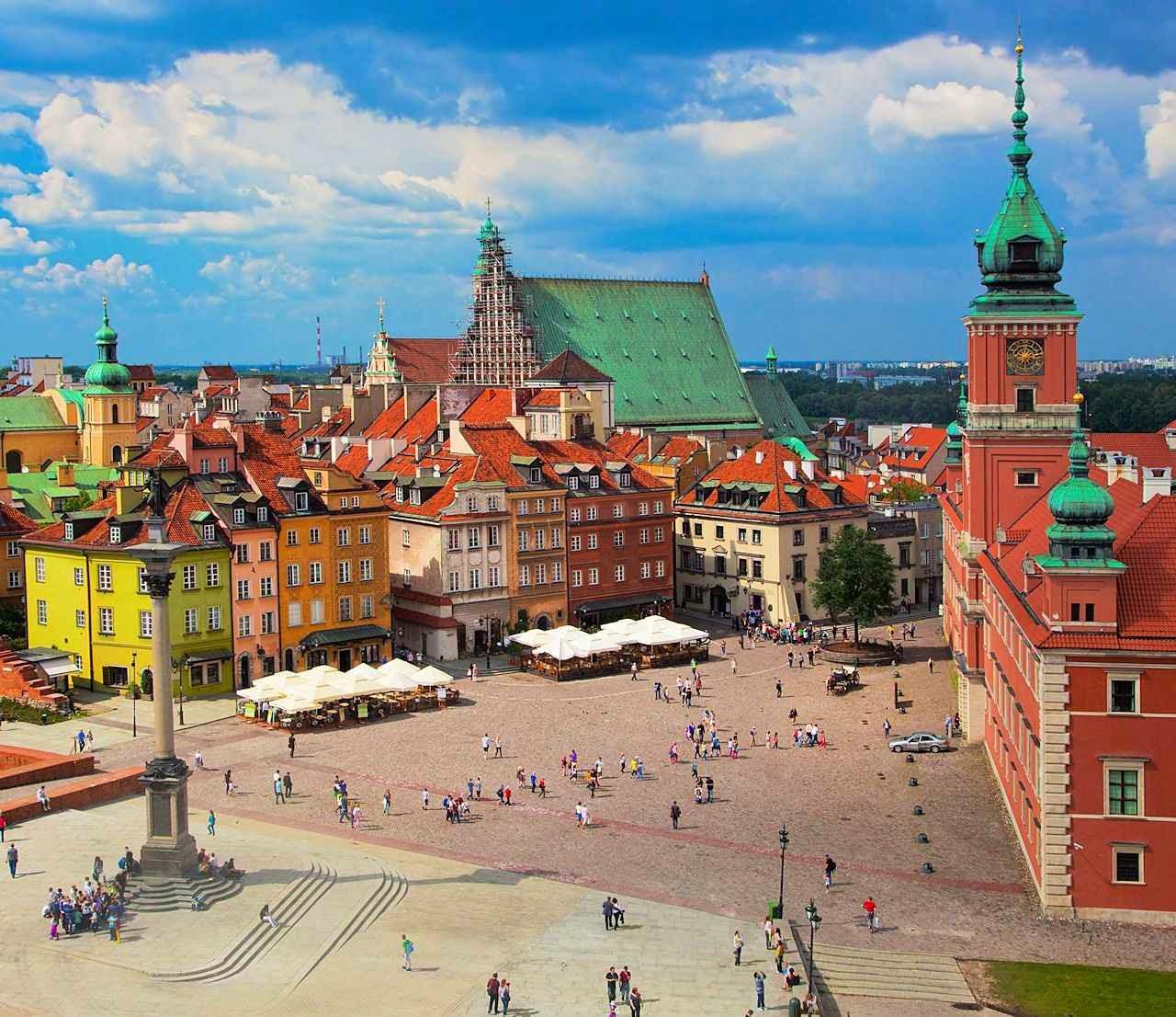 Varsóvia, capital da Polônia, seria destruída por causa da prática do aborto.