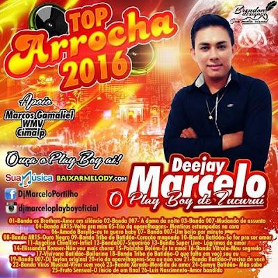 CD TOP ARROCHA 25/04/2016