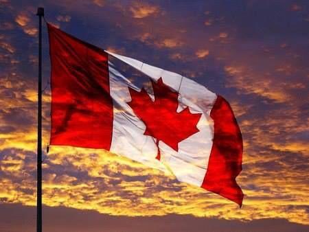 canada day 2020 flag