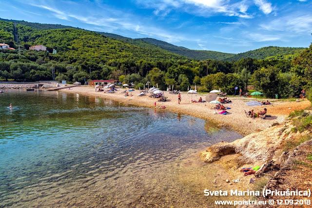 Plaža Sveta Marina