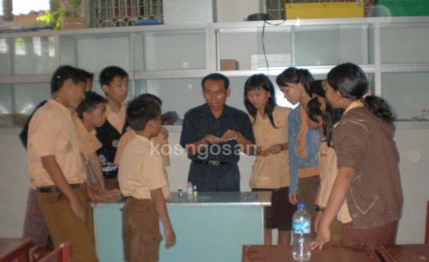 contoh observasi sekolah