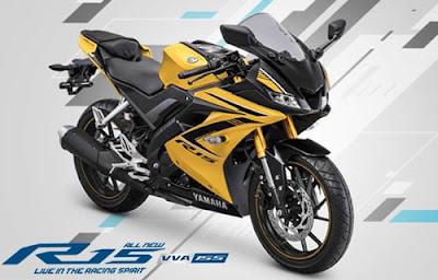 Plus dan Minus Yamaha R15