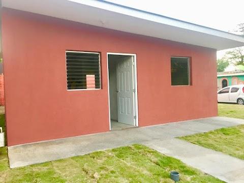 Residencial Monte Nebo Managua - Casas de Interés Social