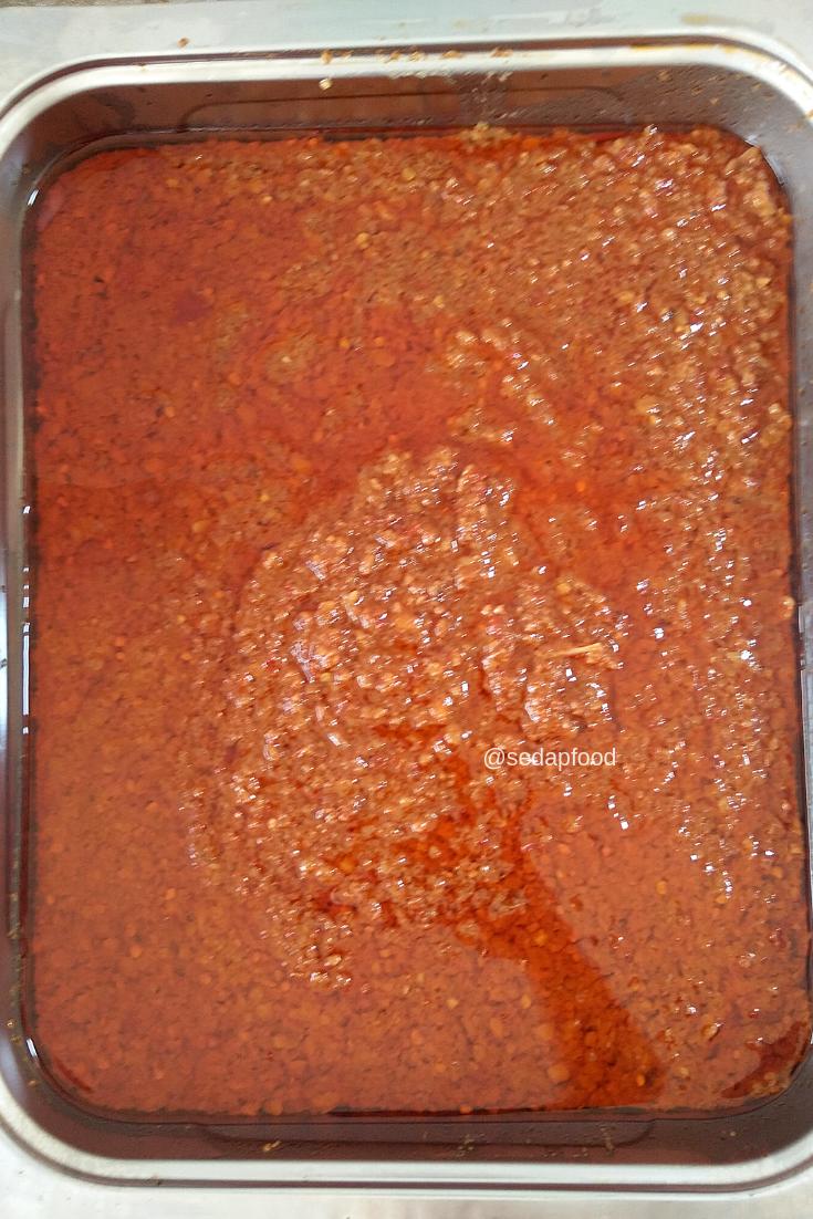 sambal kacang ikan bilis