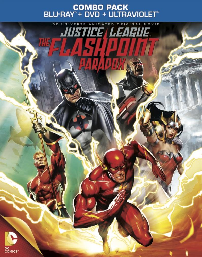 Justice League Flashpoint Paradox Deutsch Stream