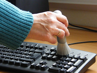 General computer cleaning tips