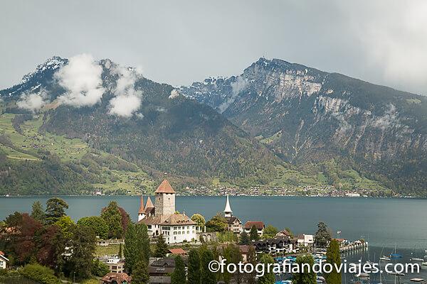Viaje a Suiza en coche 10 días