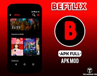 BETFLIX 2.0 Premium App - APK
