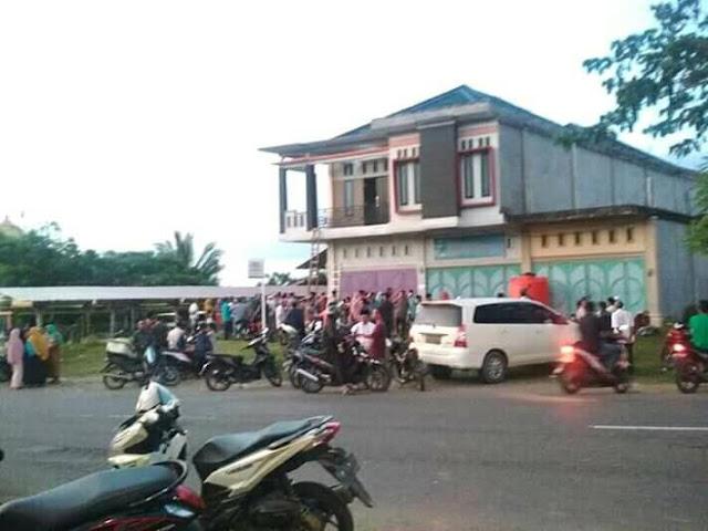 Jihar News, Tersangka Pembunuhan Istri Dan Anak di Aceh Utara Terancam Hukuman Mati