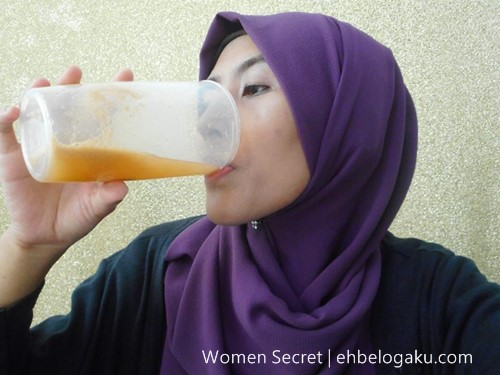 product review,cara pengambilan Women Secret,jamu moden,watson,guardian