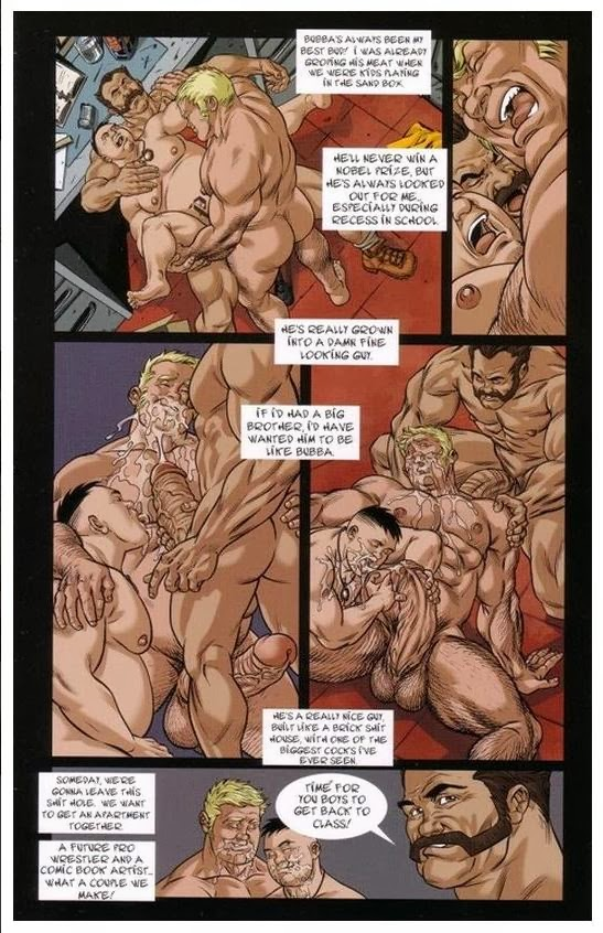 Logan Porn Comic g gratis porno