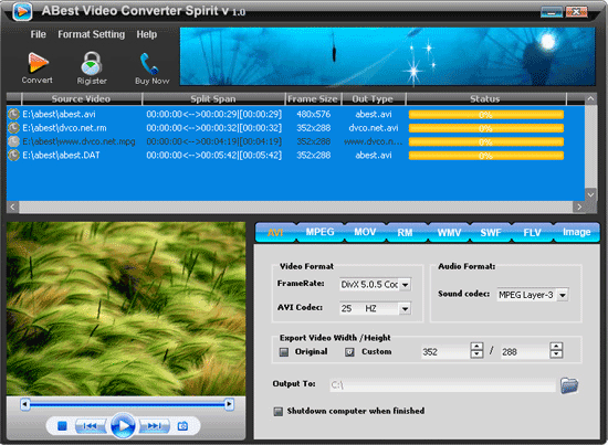 audio video converter free download for windows xp