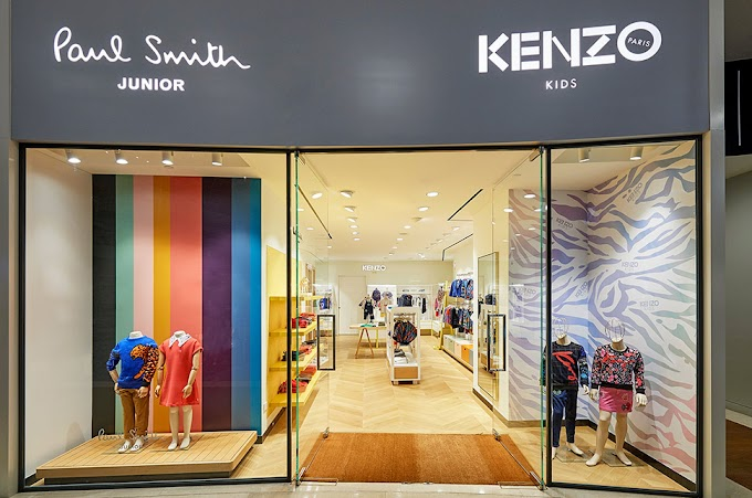 Childrenswear Stores At Marina Bay Sands