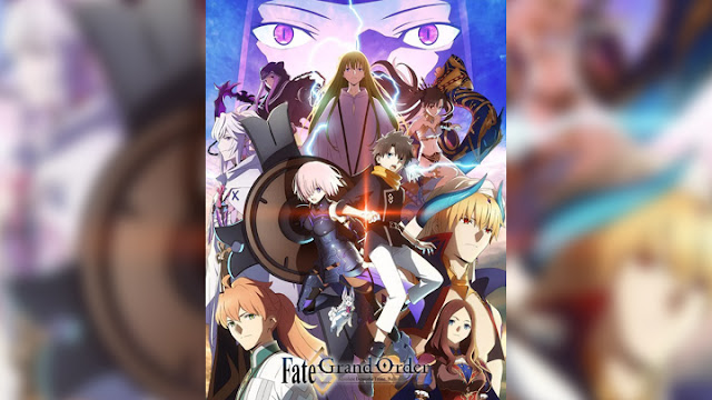 FATE/GRAND ORDER: BABYLONIA (Part 2)