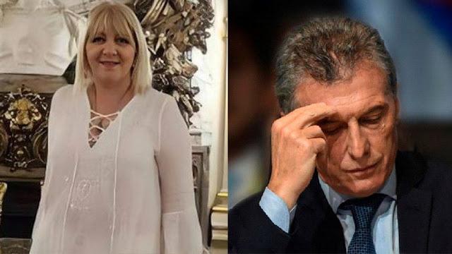 Detienen a 22 acusados por espionaje ilegal, entre ellos, la ex funcionaria Susana Martinengo