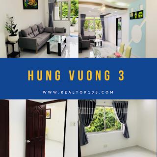 Bán chung cư Hưng Vượng 3 đại lộ Nguyễn Văn Linh