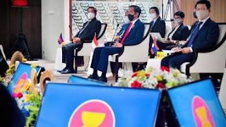 Masyarakat Mendukung KTT ASEAN