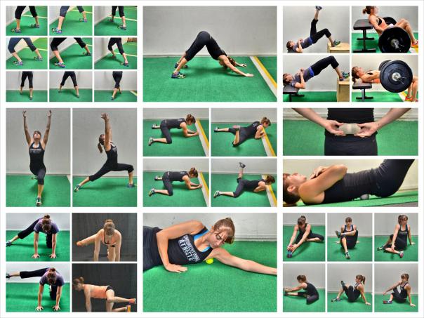 حركات رياضية سهلة تستخدم في العلاج الفيزيائي لالم الظهر