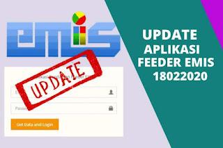 Update Aplikasi AFE 18022020