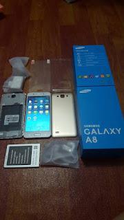Samsung A8 Replika fullset