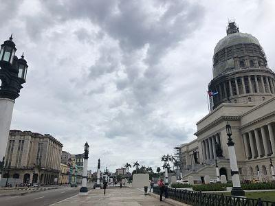 La Habana vieja.Capitolio