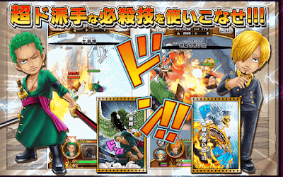 One Piece Thousand Strom Japanese Mod Apk v1.18.1 (Full Mod)