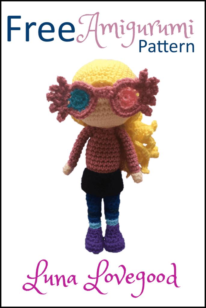 Ragdoll Harry Potter Free Crochet Pattern • Spin a Yarn Crochet | 1024x685