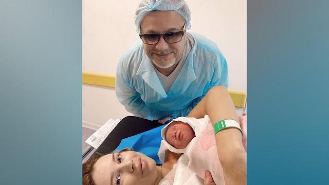 Наталья Подольская во второй раз стала мамой!