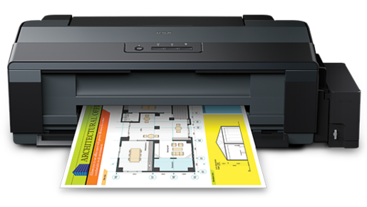 Download Driver Printer Epson L1300 Terbaru 2019 untuk Windows (Xp, 7, 8, 10)