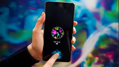 Vivo X20 Plus Fingerprint Scanner phone