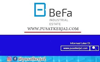Lowongan Kerja PT Bekasi Fajar Industrial Estate November 2020