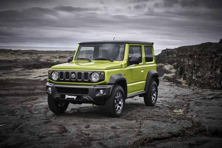 Suzuki All-New Jimny All-Grip Pro