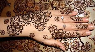 Attractive & Beautiful Hd Desgin Of Mehandi 34