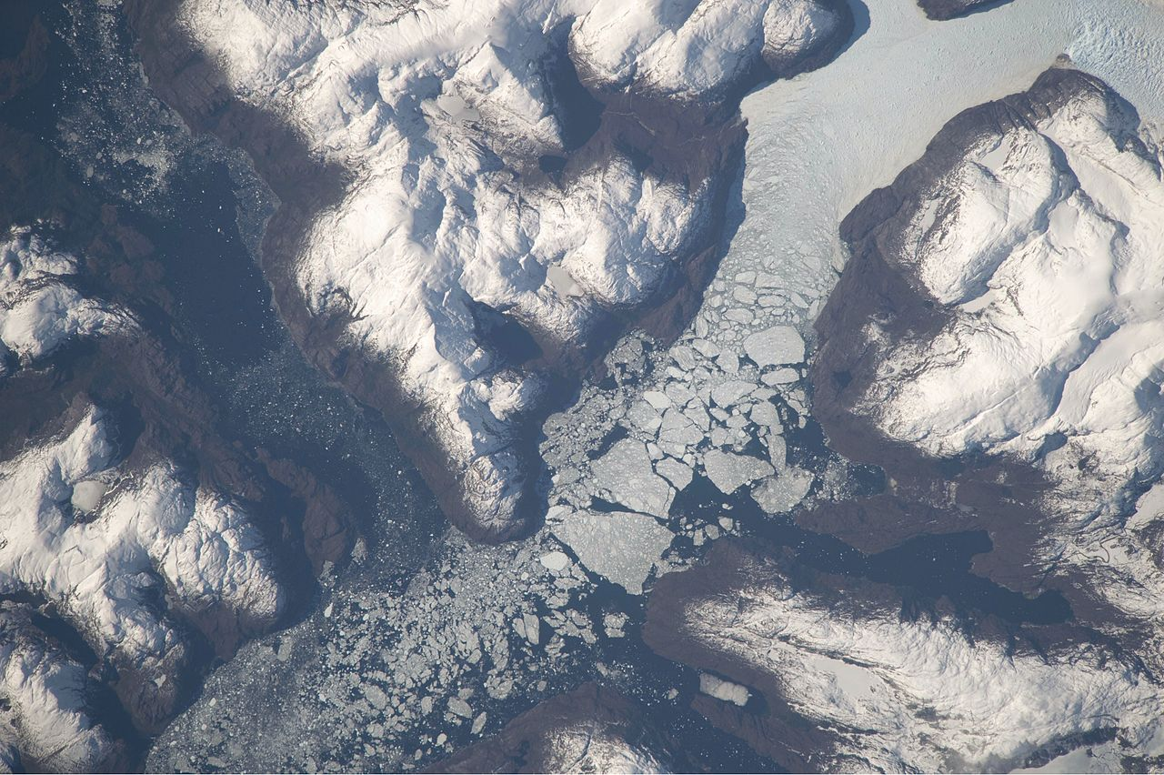 Revealing Chile and the Chileans: PATAGONIAN ICE FIELDS