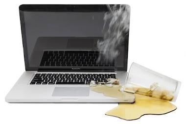 MacBook Sıvı Temas