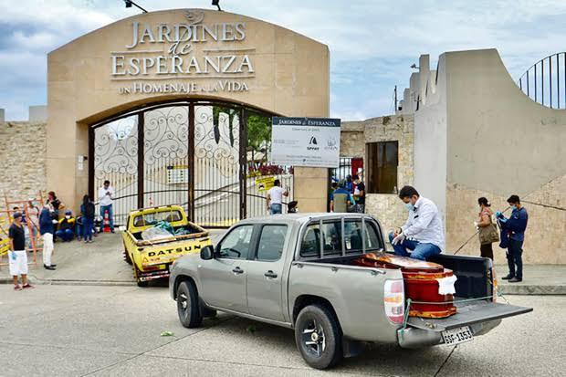 Dampak Corona di Ekuador Makin Horor